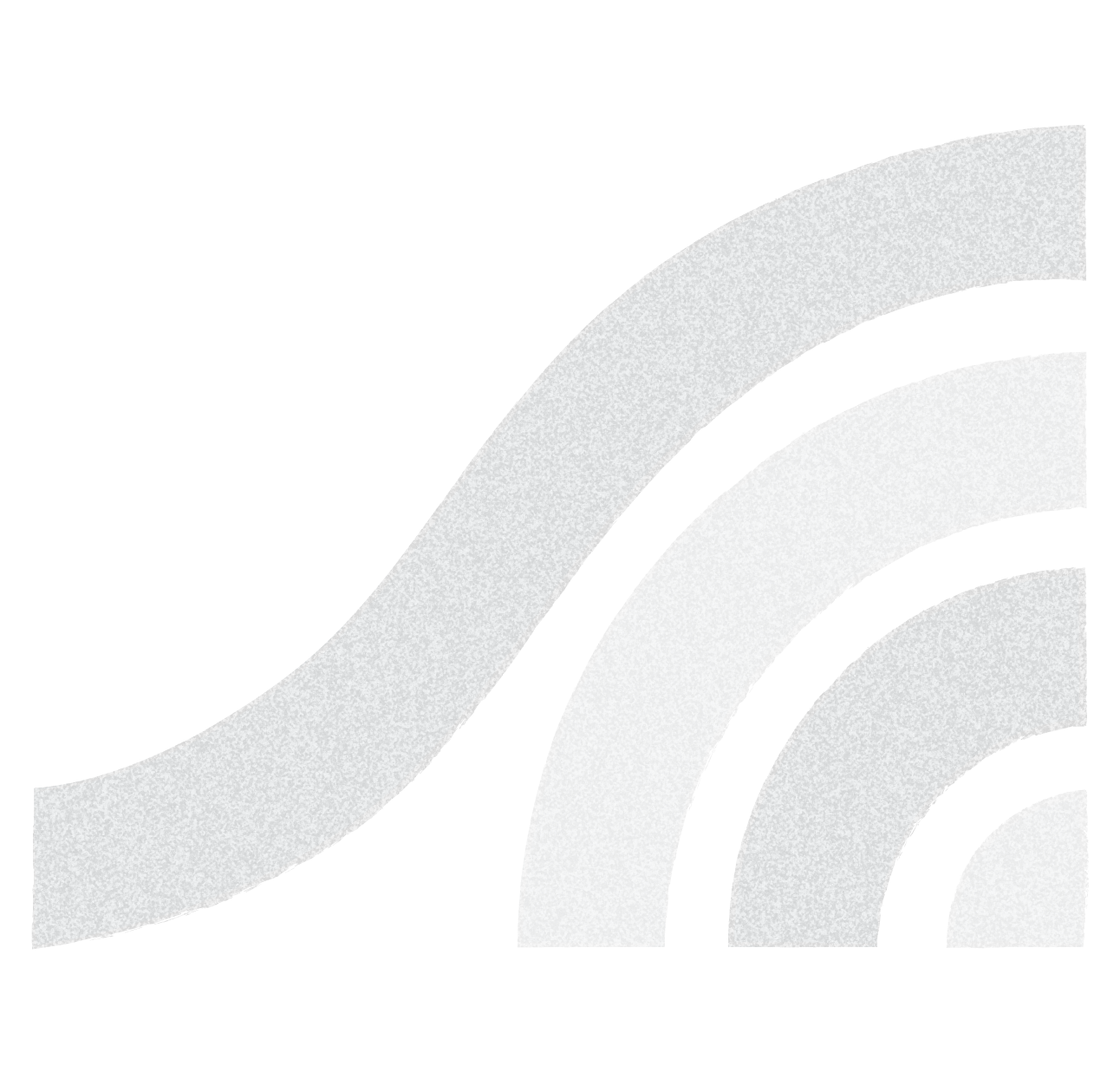 logo wave over rss feed